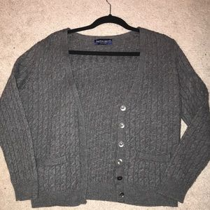 WOOL SWEATER FROM AMERICAN APPAREL